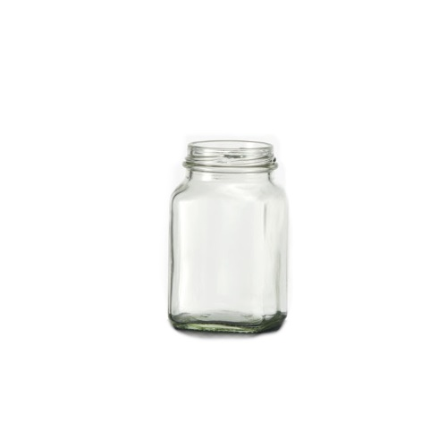 WO276 Square Sauce Jar